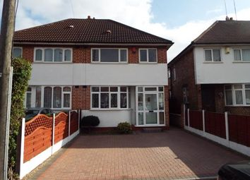 Thumbnail 3 bed property for sale in Church Road, Sheldon, Birmingham, West Midlands