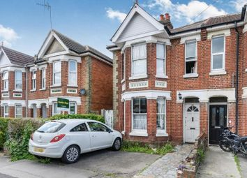 Thumbnail 5 bed semi-detached house to rent in Morris Road, Southampton