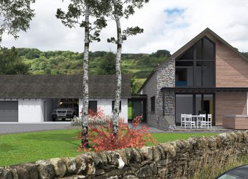 Thumbnail 4 bed detached house for sale in Croftnamuick, Aberfeldy