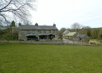 9 bed detached house for sale in Rhydlewis, Llandysul SA44