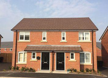 Thumbnail 2 bed terraced house for sale in Alnwick, Monkton Heathfield, Taunton