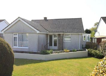Thumbnail 3 bed detached bungalow for sale in Lyons Road, St Austell, Cornwall