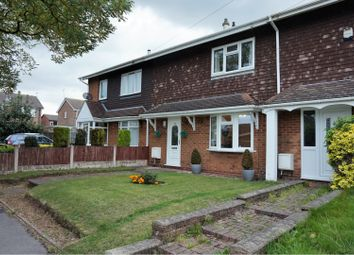 Thumbnail 2 bed terraced house for sale in Hobart Road, Cannock