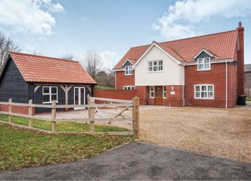Thumbnail 4 bed detached house for sale in London City Road, Eye