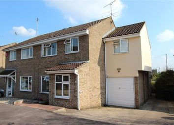 Thumbnail 4 bed semi-detached house for sale in Markings Field, Saffron Walden, Essex
