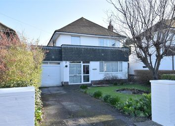Thumbnail 3 bed detached house for sale in Forest Road, Worthing, West Sussex