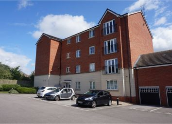Thumbnail 2 bedroom flat for sale in Waggon Road, Leeds