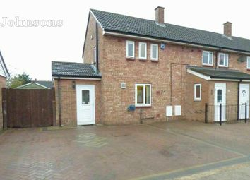 Thumbnail 3 bed end terrace house for sale in Sycamore Drive, Auckley, Doncaster.