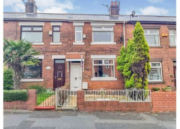 Thumbnail 2 bed terraced house for sale in Heron Street, Oldham