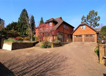 Thumbnail 5 bed detached house for sale in Rockfield Close, Hurst Green, Oxted