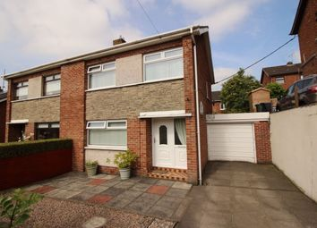Thumbnail 3 bed semi-detached house for sale in Wynford Park, Lisburn