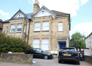 Thumbnail 2 bed flat for sale in Chase Green Avenue, Enfield, Middlesex