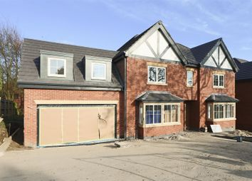 Thumbnail 5 bed detached house for sale in Bullock Lane, Riddings, Alfreton