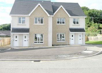Thumbnail 2 bedroom semi-detached house for sale in Luce Bay Avenue, Sandhead
