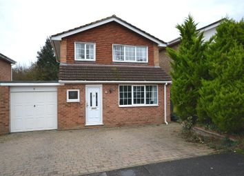 Thumbnail 3 bed link-detached house for sale in Tulip Close, Basingstoke