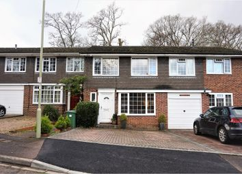 Thumbnail 3 bed terraced house for sale in Briarfield Gardens, Horndean