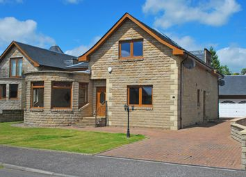 Thumbnail 5 bed detached house for sale in Lyoncross, Dennyloanhead