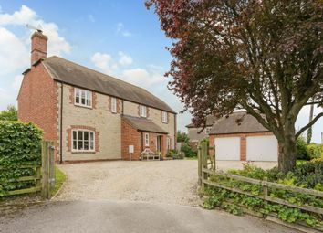 Thumbnail 5 bed detached house for sale in Ashbury, Swindon