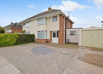 Thumbnail 3 bedroom semi-detached house for sale in Highridge Green, Uplands, Bristol
