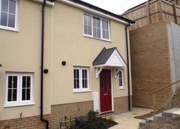 Thumbnail 2 bed terraced house to rent in Centenary Way, Threemilestone, Truro
