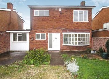 Thumbnail 3 bed detached house for sale in Ashfield Road, Compton, Wolverhampton