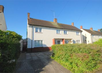 Thumbnail 3 bedroom semi-detached house for sale in Friars Avenue, Delapre, Northampton