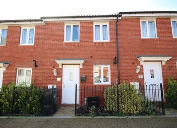 Thumbnail 2 bed terraced house for sale in Angelica Drive, Bridgwater