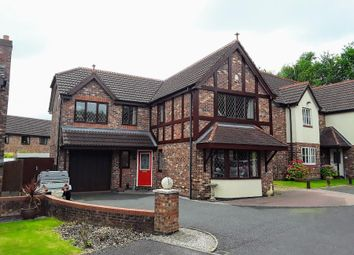Thumbnail 4 bedroom detached house for sale in Finsbury Drive, Priorslee, Telford