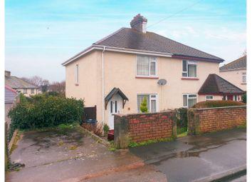 Salisbury Avenue, Torquay TQ2. 3 bed semi-detached house for sale