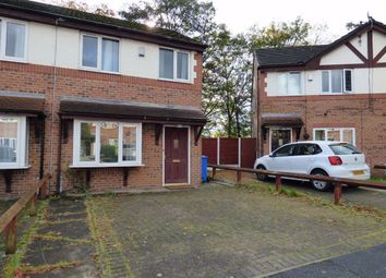 Thumbnail 2 bed semi-detached house to rent in Sandywood, Salford
