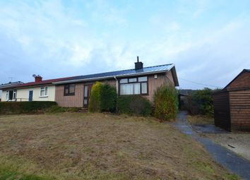 Thumbnail 3 bed semi-detached bungalow for sale in Harehill Road, Chesterfield