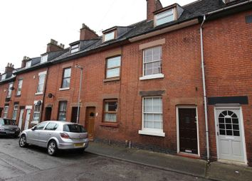 Thumbnail 4 bed terraced house for sale in Chorley Street, Leek