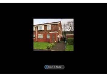 Thumbnail 2 bed maisonette to rent in Newlands Close, Willenhall