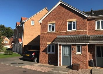 Thumbnail 3 bed property to rent in Longfield Avenue, Nottingham