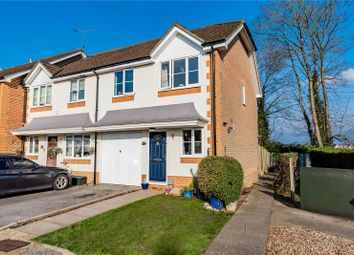 Thumbnail 3 bed end terrace house for sale in Salesian View, Farnborough, Hampshire