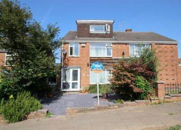 Thumbnail 4 bed semi-detached house for sale in Lawford Close, Binley, Coventry