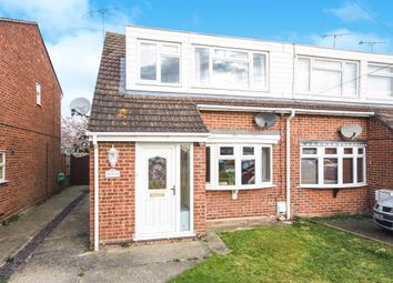Thumbnail 4 bed semi-detached house for sale in Broomfield, Silver End, Witham