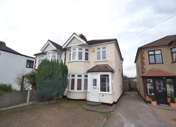Thumbnail 3 bed semi-detached house to rent in Chase Cross Road, Collier Row, Romford