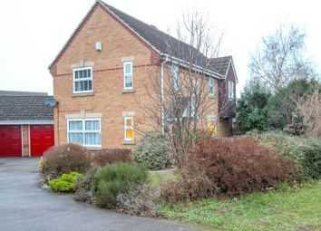 Thumbnail 4 bedroom detached house for sale in Meadowsweet Drive, Bedford