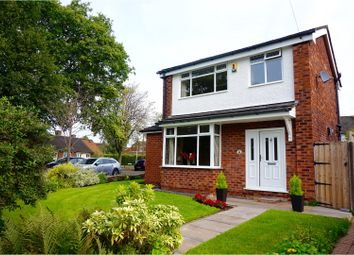 Thumbnail 3 bedroom link-detached house for sale in Tenement Lane, Bramhall