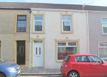 Thumbnail 3 bed terraced house for sale in Margam Street, Caerau, Maesteg