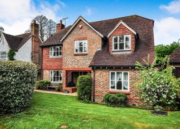 Thumbnail 5 bed detached house for sale in Fontana Close, Worth, Crawley