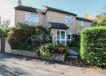 Thumbnail 3 bed end terrace house for sale in Stokesay Court, Longthorpe, Peterborough