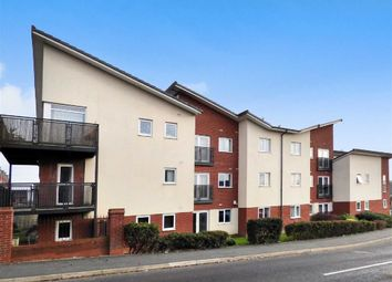 Thumbnail 1 bed flat for sale in Wilton Court, Johnsons Wharf, Stoke-On-Trent