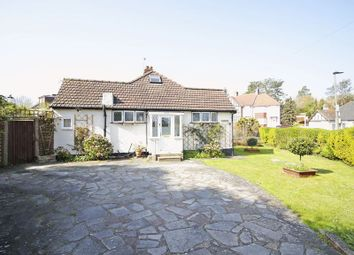 Thumbnail 2 bedroom semi-detached bungalow for sale in Welbeck Avenue, Bromley