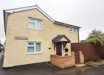 Thumbnail 2 bed semi-detached house for sale in High Street, Melbourn