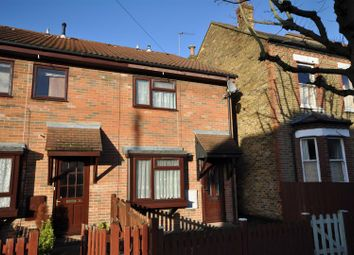Thumbnail 1 bed end terrace house to rent in Fortescue Road, Colliers Wood, London