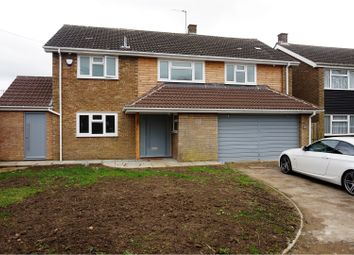 Thumbnail 4 bed detached house for sale in Harlington Road, Upper Sundon