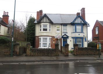 Thumbnail 5 bed flat for sale in Woodborough Road, Mapperley, Nottingham