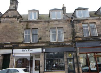 Thumbnail 4 bedroom flat for sale in John Hunter Court, St. Brycedale Road, Kirkcaldy